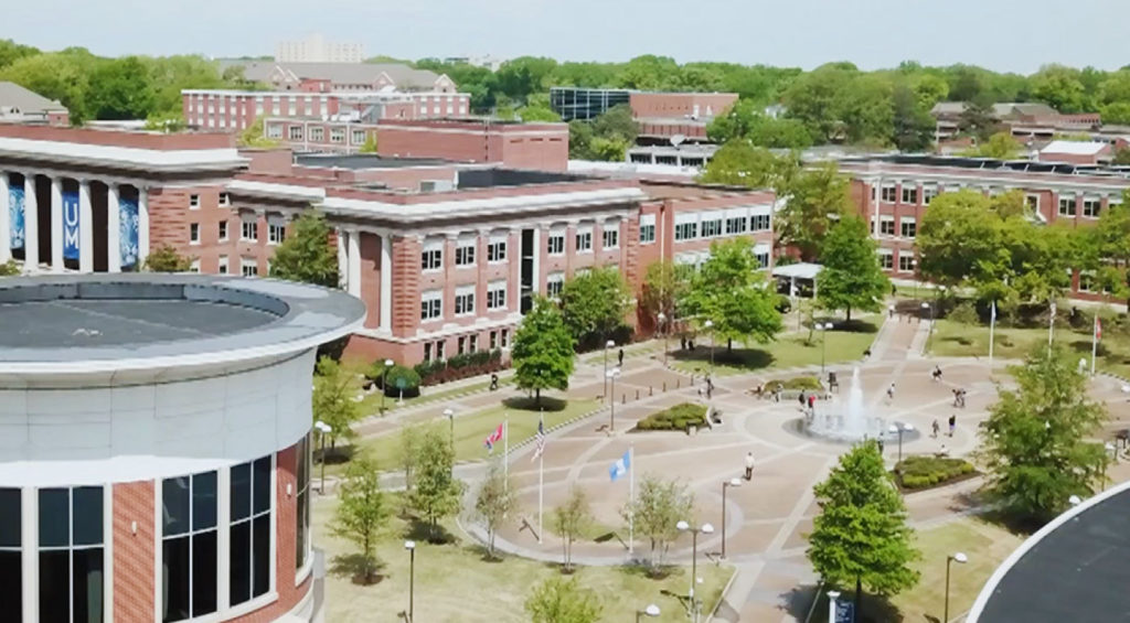 EDU AOC 30TopAccreditedSchoolsOfferingOnlineMastersDegrees 17 UniversityofMemphis