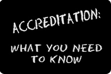 accreditationwhat