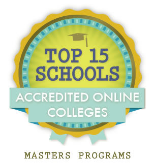 accredited masters programs