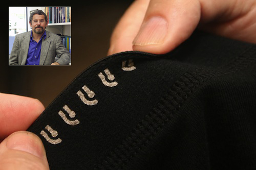 10. Professor Joseph Wang's intelligent underwear