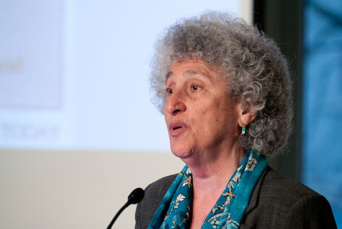 Clarke Forum: Marion Nestle- Thought for Food April 12, 2011