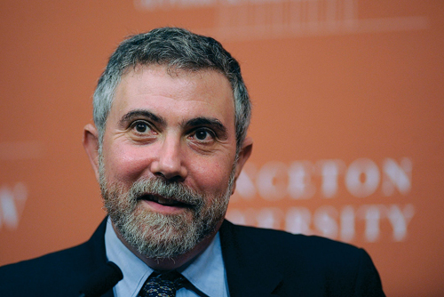 2. Paul Krugman
