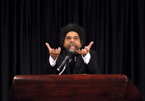 3. Cornel West