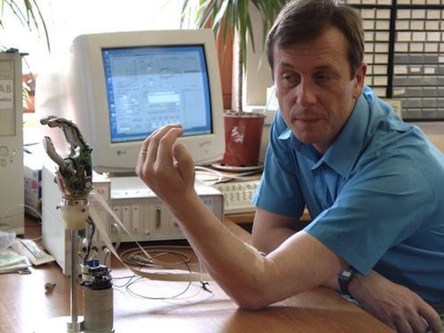 3. Professor Kevin Warwick's Project Cyborg