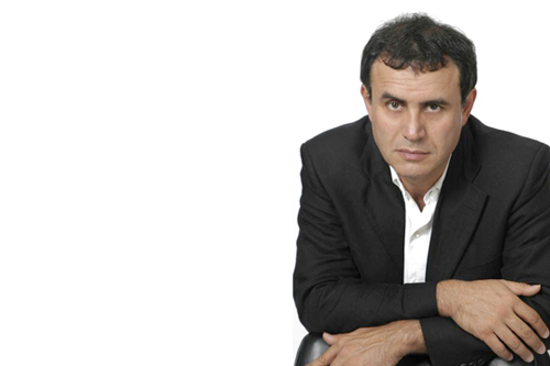 5. Nouriel Roubini