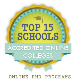 Accredited on line technology phd no dissertation
