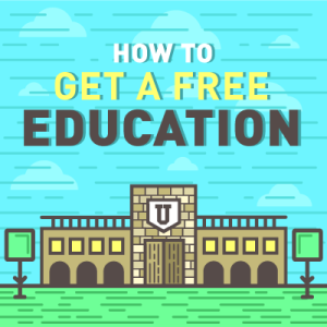 how to get a free education