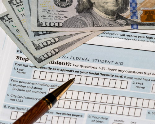 why do colleges have application fees
