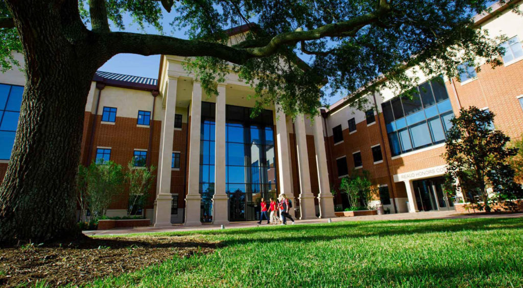 EDU AOC 30TopFastedAccreditedOnlineGraduateColleges 16 LamarUniversity