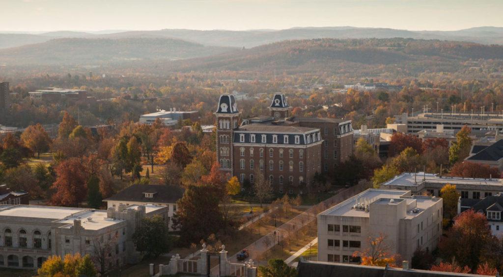 EDU AOC 30TopFastedAccreditedOnlineGraduateColleges 27 UniversityofArkansas