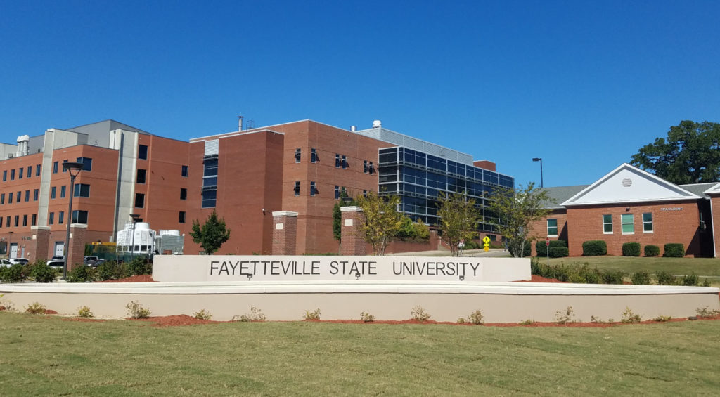 EDU AOC 30EasiestAccreditedOnlineCollegeProgramsforUndergrads 29 FayettevilleStateUniversity