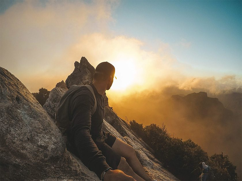 accomplishment adventure climb 2433291