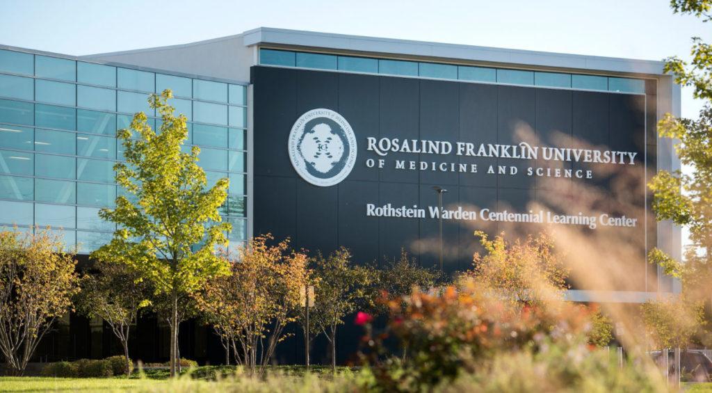EDU AOC 20AccreditedOnlineCollegesforPhysicalTherapy RosalindFranklinUniversityofMedicineandScience 1