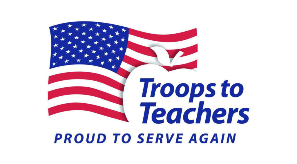 AOC Colleges MilitaryScholarships 7 TroopsToTeachers