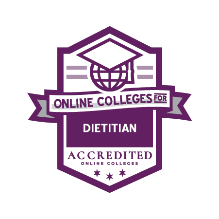 registered dietitian programs online accredited