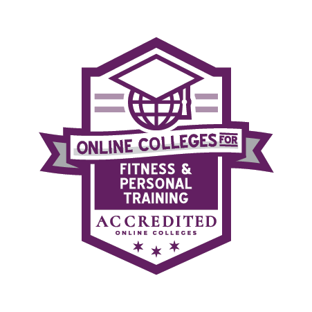 fitness degrees online accredited