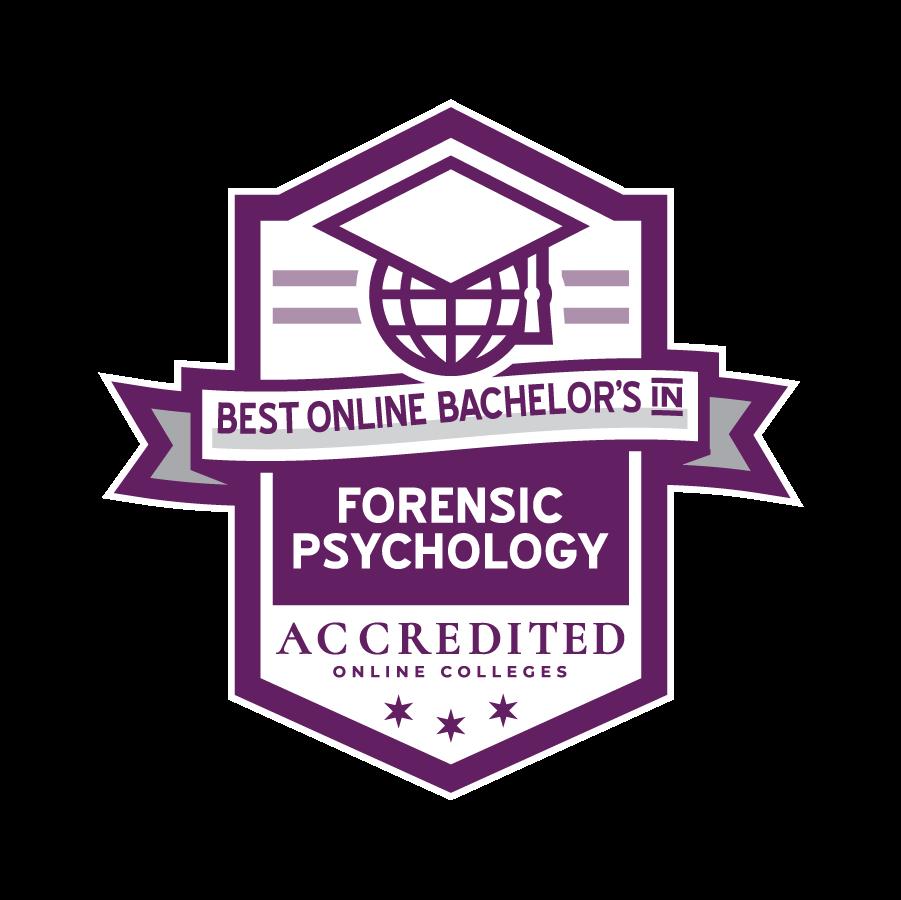 AOC Best Online Bachelors Forensic Psychology AOC AOC